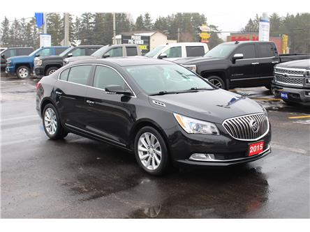 2015 Buick LaCrosse Leather (Stk: 2823-18A) in Sault Ste. Marie - Image 1 of 26