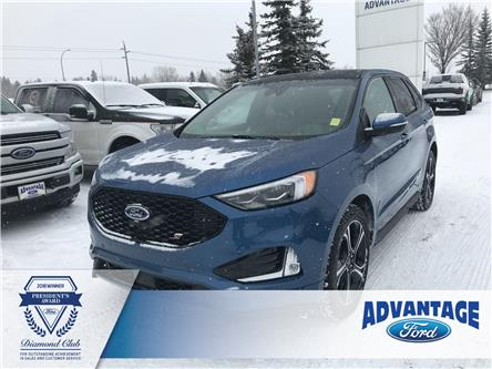 2019 Ford Edge ST (Stk: 23129) in Calgary - Image 1 of 21