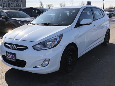 2013 Hyundai Accent GLS (Stk: 19SB857A) in Innisfil - Image 1 of 14