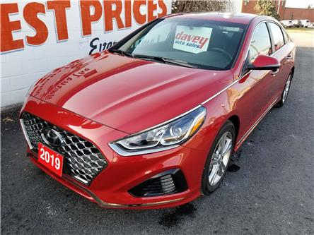 2019 Hyundai Sonata ESSENTIAL (Stk: 19-728) in Oshawa - Image 1 of 15