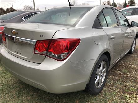 2013 Chevrolet Cruze LT Turbo (Stk: ) in Kemptville - Image 2 of 13