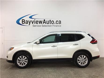 2017 Nissan Rogue SV (Stk: 36096J) in Belleville - Image 1 of 28