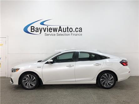 2019 Honda Insight Touring (Stk: 35890W) in Belleville - Image 1 of 29