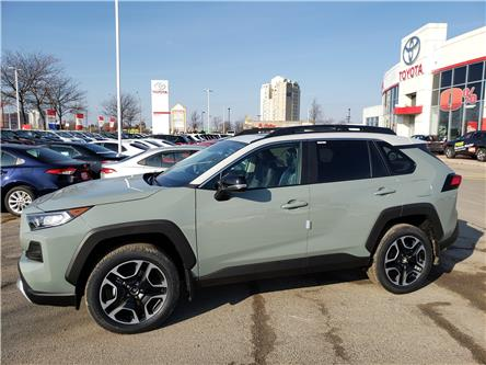 2020 Toyota RAV4 Trail (Stk: 20-347) in Etobicoke - Image 2 of 11