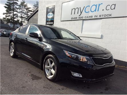 2015 Kia Optima LX (Stk: 191677) in North Bay - Image 1 of 19