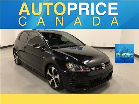 2015 Volkswagen Golf GTI 3-Door Autobahn (Stk: H0743) in Mississauga - Image 1 of 25