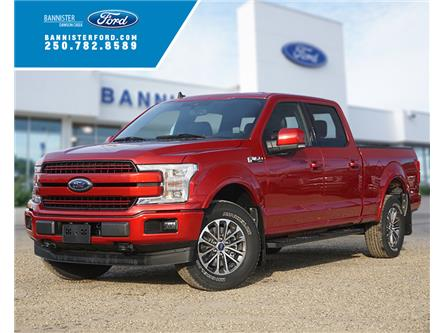 2020 Ford F-150 Lariat (Stk: T202469) in Dawson Creek - Image 1 of 16