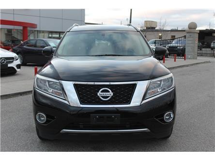2014 Nissan Pathfinder Platinum (Stk: 17026) in Toronto - Image 2 of 26