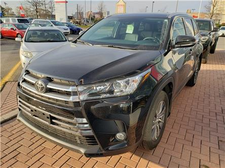 2019 Toyota Highlander XLE (Stk: 9-1292) in Etobicoke - Image 2 of 3