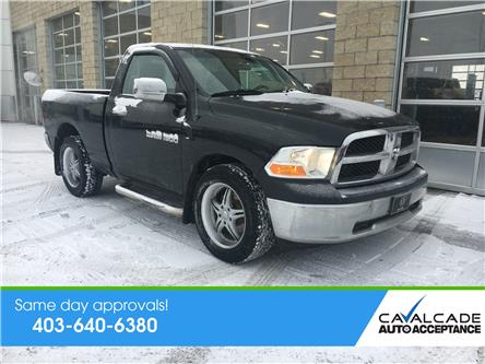2011 Dodge Ram 1500 ST (Stk: R60338) in Calgary - Image 1 of 13