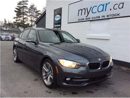 2016 BMW 320i xDrive (Stk: 191794) in North Bay - Image 1 of 21