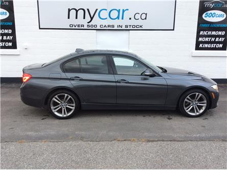 2016 BMW 320i xDrive (Stk: 191794) in North Bay - Image 2 of 21