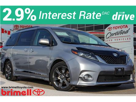 2015 Toyota Sienna SE 8 Passenger (Stk: 197645A) in Scarborough - Image 1 of 26