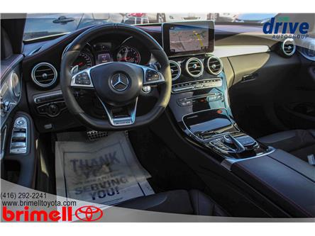 2017 Mercedes-Benz AMG C 43 Base (Stk: 197431B) in Scarborough - Image 2 of 26