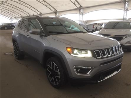 2018 Jeep Compass Limited (Stk: 180001) in AIRDRIE - Image 1 of 40