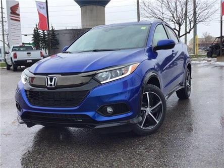 2020 Honda HR-V Sport (Stk: 20214) in Barrie - Image 1 of 26