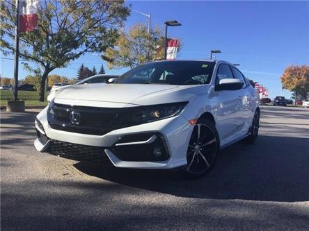 2020 Honda Civic Sport (Stk: 20189) in Barrie - Image 1 of 21