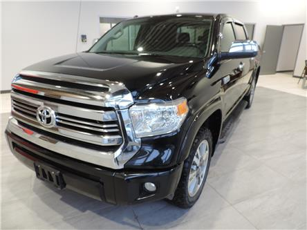 2016 Toyota Tundra Platinum 5.7L V8 (Stk: 200431) in Brandon - Image 2 of 22