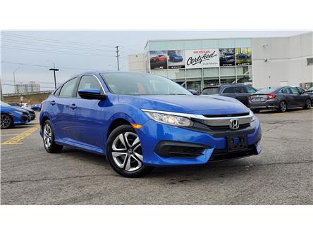 2017 Honda Civic LX (Stk: 191884P) in Richmond Hill - Image 1 of 14