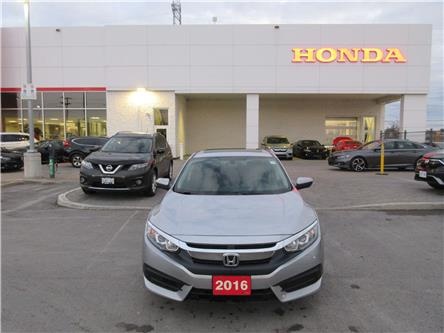2016 Honda Civic EX (Stk: VA3714) in Ottawa - Image 2 of 19