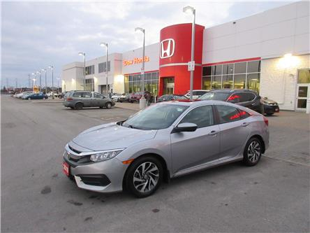 2016 Honda Civic EX (Stk: VA3714) in Ottawa - Image 1 of 19