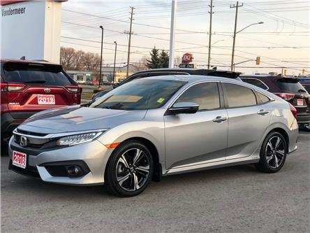 2018 Honda Civic Touring (Stk: TW043A) in Cobourg - Image 1 of 24