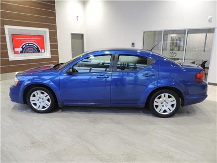2013 Dodge Avenger Base (Stk: 194921) in Brandon - Image 1 of 20