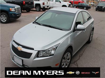 2012 Chevrolet Cruze LT Turbo (Stk: C97202) in North York - Image 1 of 19