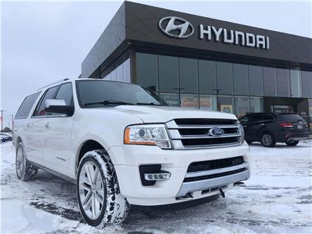 2016 Ford Expedition Max Platinum (Stk: 30092A) in Saskatoon - Image 1 of 9