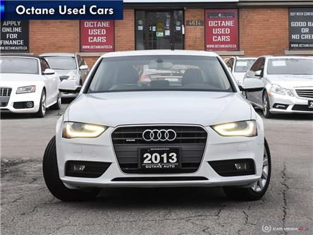 2013 Audi A4 2.0T Premium (Stk: ) in Scarborough - Image 2 of 26