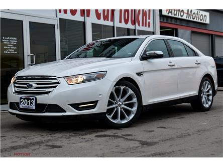 2013 Ford Taurus Limited (Stk: 191335) in Chatham - Image 1 of 30