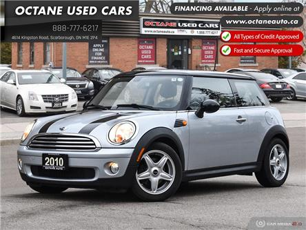 2010 MINI Cooper Classic Base (Stk: ) in Scarborough - Image 1 of 24