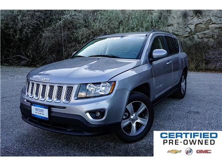 2017 Jeep Compass Sport/North (Stk: N01719A) in Penticton - Image 1 of 21