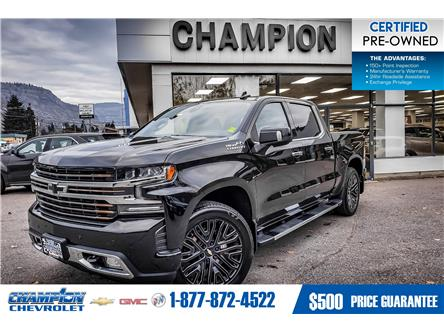 2019 Chevrolet Silverado 1500 High Country (Stk: 20-11A) in Trail - Image 1 of 14