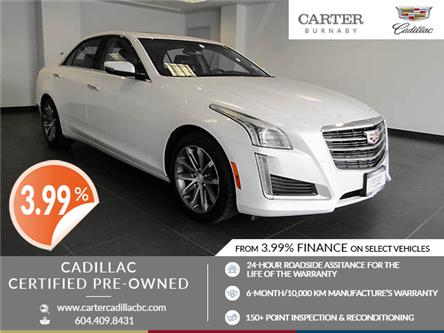 2016 Cadillac CTS 3.6L Luxury Collection (Stk: C9-56491) in Burnaby - Image 1 of 24