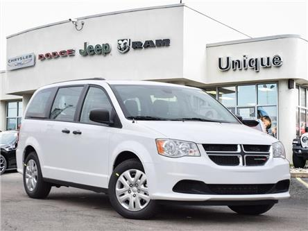 2019 Dodge Grand Caravan Canada Value Package (Stk: K1340) in Burlington - Image 1 of 24