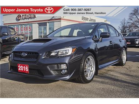 2016 Subaru WRX Sport Package (Stk: 84276) in Hamilton - Image 1 of 22