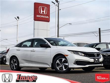 2020 Honda Civic DX (Stk: 10C1065) in Hamilton - Image 1 of 21