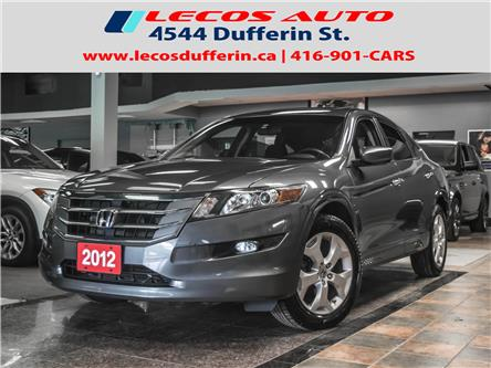 2012 Honda Crosstour EX-L (Stk: 800929) in Toronto - Image 1 of 25