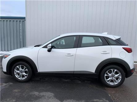 2017 Mazda CX-3 GS (Stk: 6243A) in Alma - Image 1 of 8