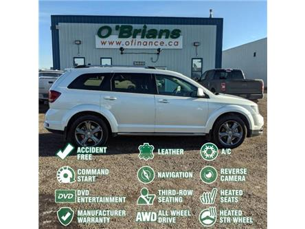2017 Dodge Journey Crossroad (Stk: 13069A) in Saskatoon - Image 2 of 24