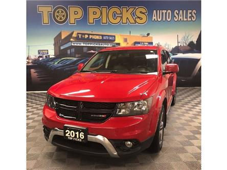 2016 Dodge Journey Crossroad (Stk: 216765) in NORTH BAY - Image 1 of 28
