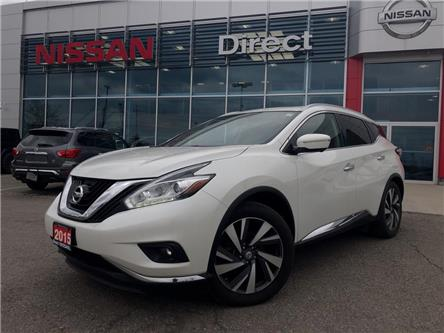 2015 Nissan Murano CERTIFIED PRE-OWNED | CLEAR OUT!!! (Stk: P0623) in Mississauga - Image 1 of 21