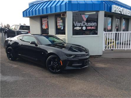 2018 Chevrolet Camaro 2dr Cpe 1LT (Stk: 194500A) in Ajax - Image 1 of 20
