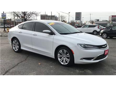2015 Chrysler 200 Limited (Stk: 2168A) in Windsor - Image 2 of 13