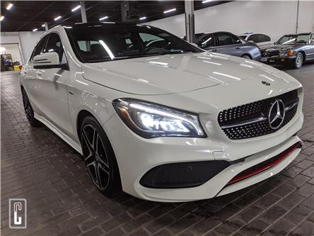 2018 Mercedes-Benz CLA 250 Base (Stk: 5159) in Oakville - Image 1 of 21
