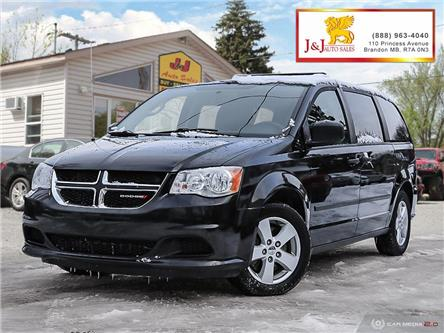 2013 Dodge Grand Caravan SE/SXT (Stk: J19120) in Brandon - Image 1 of 27