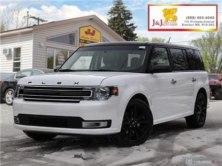 2017 Ford Flex SEL (Stk: J19119) in Brandon - Image 1 of 27