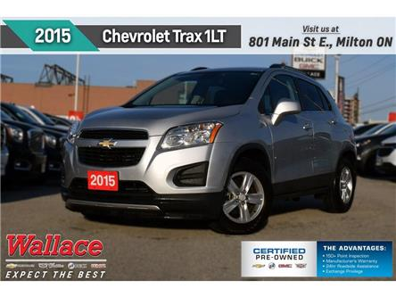 2015 Chevrolet Trax LT 1LT | TURBO | 1-OWNR | CLEAN HSTRY | 6-SPKR (Stk: PR5132) in Milton - Image 1 of 20