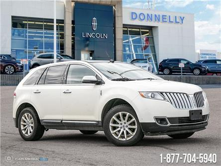 2013 Lincoln MKX Base (Stk: CLDS1544A) in Ottawa - Image 1 of 29